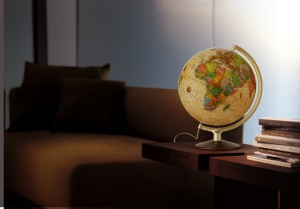 Antik Globen Globus Land.de