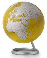 Design-Leuchtglobus Atmosphere Evolve Golden Yellow 30cm Designgloben Globe World Earth Designglobus
